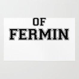 Property of FERMIN Rug