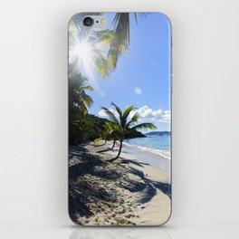 St John Salomon Beach iPhone Skin