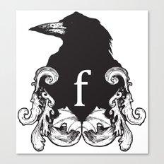 f-rook Canvas Print