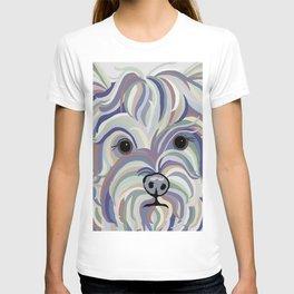 Yorkie Denim Colors T-shirt