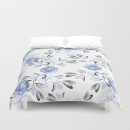 flowers pattern 8 Duvet Cover