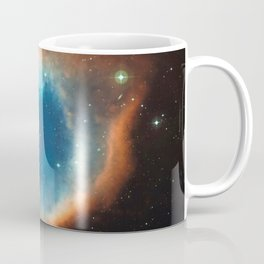 God's Eye Nebula Deep Space Telescopic Photograph No. 2 Coffee Mug