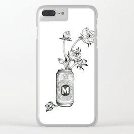 Melbourne Bitter Clear iPhone Case