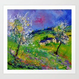 spring 774140 Art Print