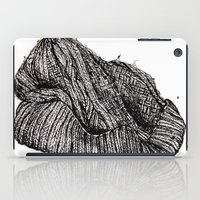 knit iPad Cases featuring Knit Cap by JBlye
