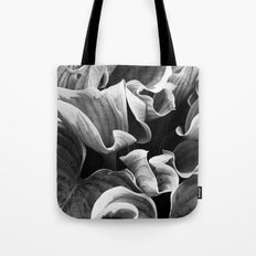 Leafing on the Midnight Train Tote Bag