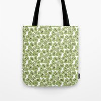 kiwi Tote Bags featuring Kiwi by Sierra Neale
