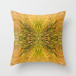 Nature's Dance Throw Pillow