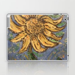 Dancing Sunflower Laptop & iPad Skin