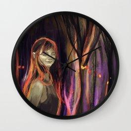Enchanted Harvest. Wall Clock