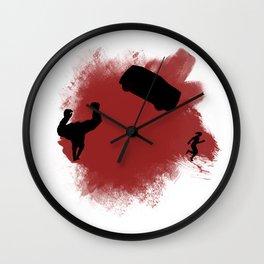 Tank! Wall Clock