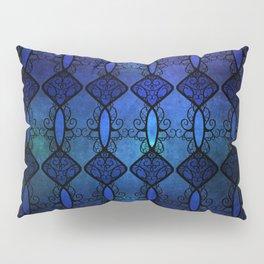 Sapphire Glass Pillow Sham