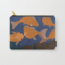 Starry Fish Carry-All Pouch