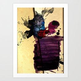 Desespero Art Print