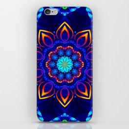 Verona Flower Mandala iPhone Skin