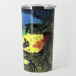 Bob Dylan #3 Travel Mug