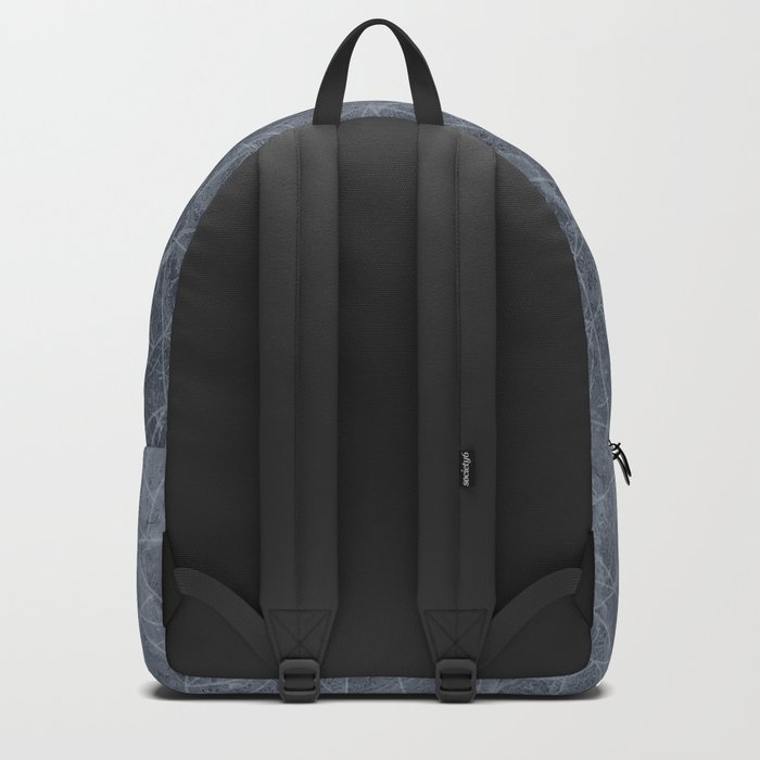 Ab Marb Blue Backpack