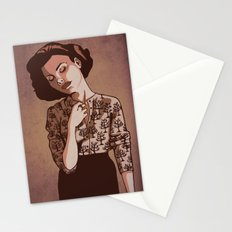 Twin Peaks: Audrey Stationery Cards