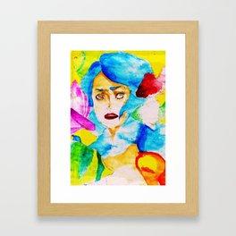 Phobia  Framed Art Print