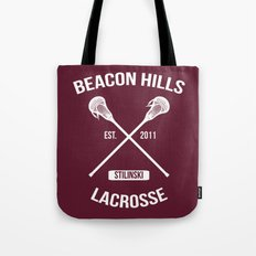 Beacon Hills Teen Wolf Stilinski Tote Bag