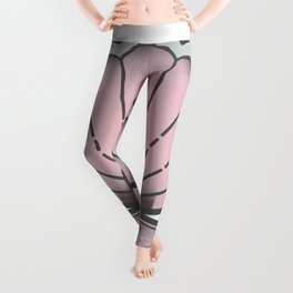 Oyster with Pearl Leggings