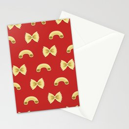 Heirloom Pasta Pattern Stationery Cards