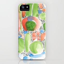 Mojito Plants iPhone Case