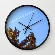 Fly July  Wall Clock