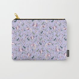 Axolotl Pattern Carry-All Pouch