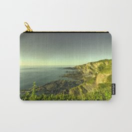 North Devon Coastscape Carry-All Pouch