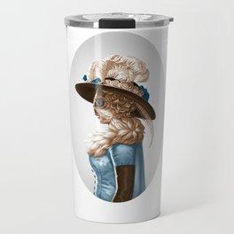 Madam Moth Travel Mug