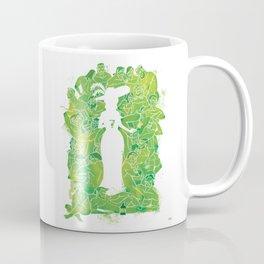 Absinth white Coffee Mug