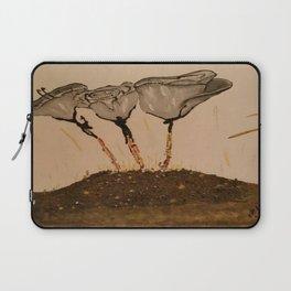 Human Being Origin Laptop Sleeve