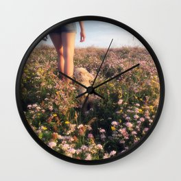 Our Planet is in Peril Wall Clock