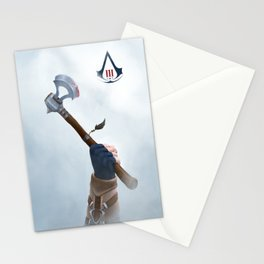 Nothing is true, everything is permitted Stationery Cards