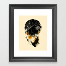 Once Upon a Time Framed Art Print