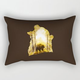 Bear's Mountain Rectangular Pillow