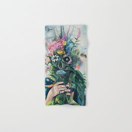 The Last Flowers Hand & Bath Towel