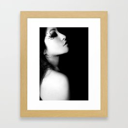 My Inner Dark Framed Art Print