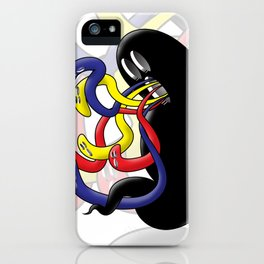 Gross Ghost Prime iPhone Case