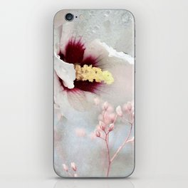 She's A Floral Lady iPhone Skin