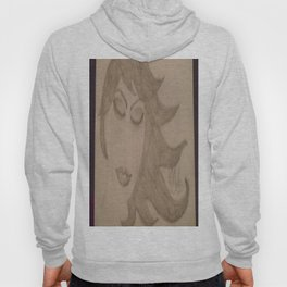 Angels Cry Blood On Flowers Of Evil In Bloom. Hoody