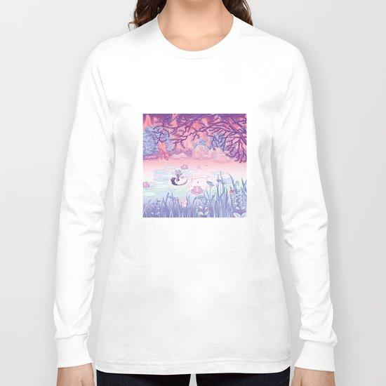 Ophelia was a man Long Sleeve T-shirt