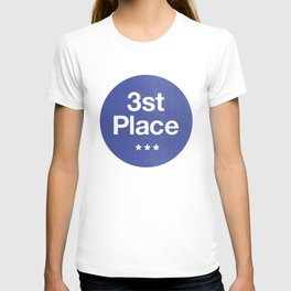 3st Place T-shirt