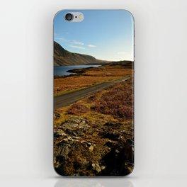 wastwater lake iPhone Skin