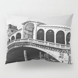 Venice Italy, Rialto bridge Pillow Sham