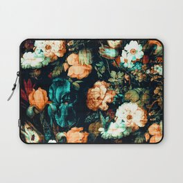 Vintage Floral Laptop Sleeve