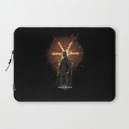 Abed Rises Laptop Sleeve