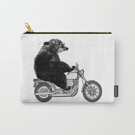 Harley Bear Carry-All Pouch