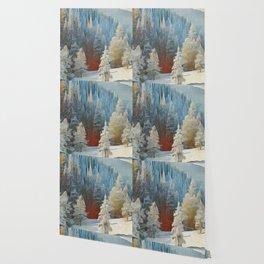 """""""First Snow"""" Wallpaper"""